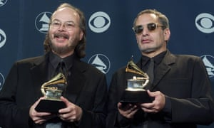 2001 LP of the year: Donald Fagen and Walter Becker of Steely Dan's Two Against Nature