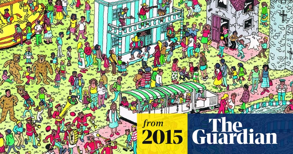 Where S Wally There S An Algorithm For That Artificial Intelligence Ai The Guardian