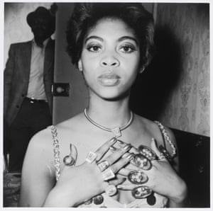 Untitled, circa 1960s, from the portfolio Black Beauty Pageants