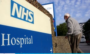 The NHS has suffered successive upheavals.