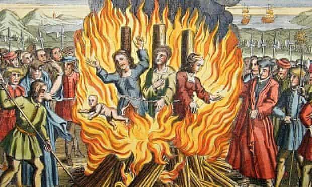 Burnings at Newbury