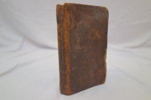 Aristotle's Masterpiece binding