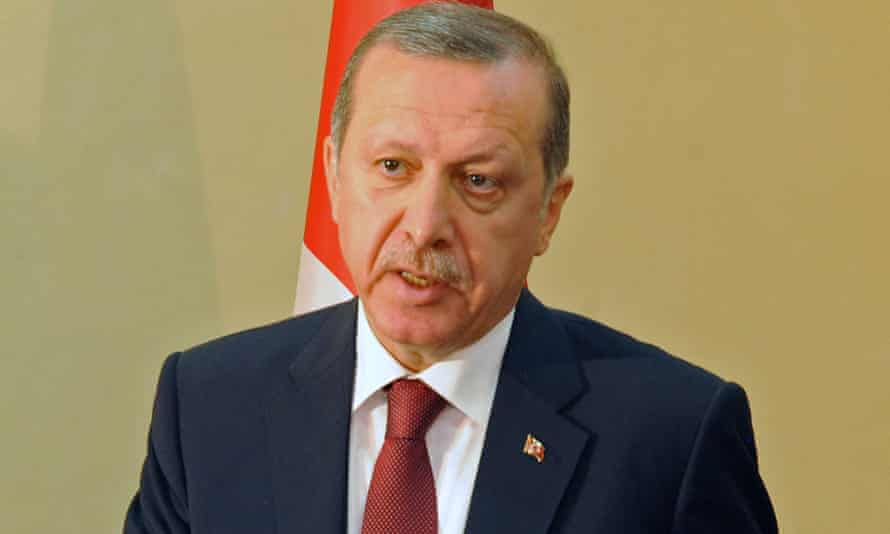 Erdogan has been accused of shopping for a legacy and attempting to elevate his public standing above even the father of modern Turkey - Ataturk.