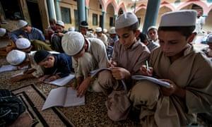 Darul Uloom Haqqania madrasa Pakistan