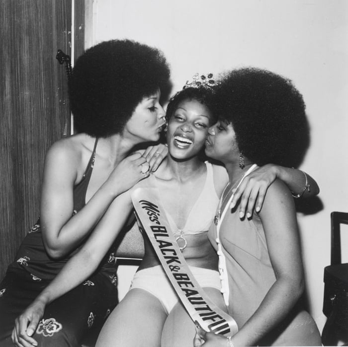 Miss Black & Beautiful, circa 1970s