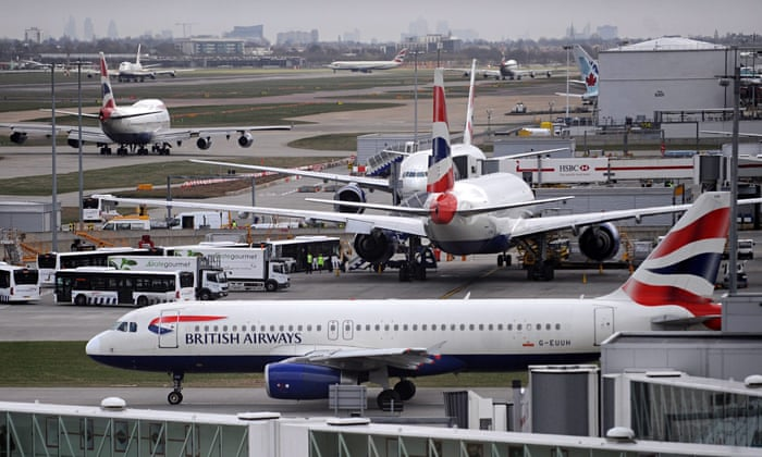 4f97e44ce Business rates: Heathrow, the BBC and Harrods among hardest hit | Business  | The Guardian