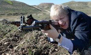 Boris Johnson political trips