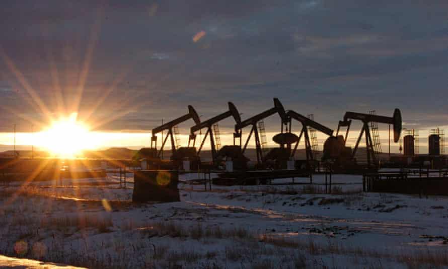 oil rigs in north dakota