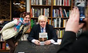 Boris Johnson in Washington