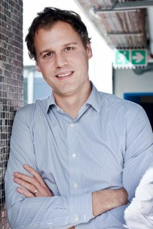 Cameron Stevens, chief executive of Prodigy Finance