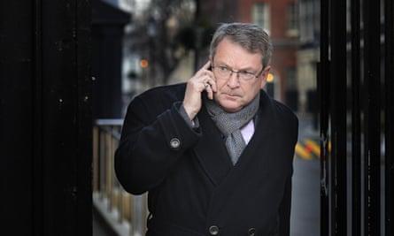 Lynton Crosby, David Cameron's campaign manager