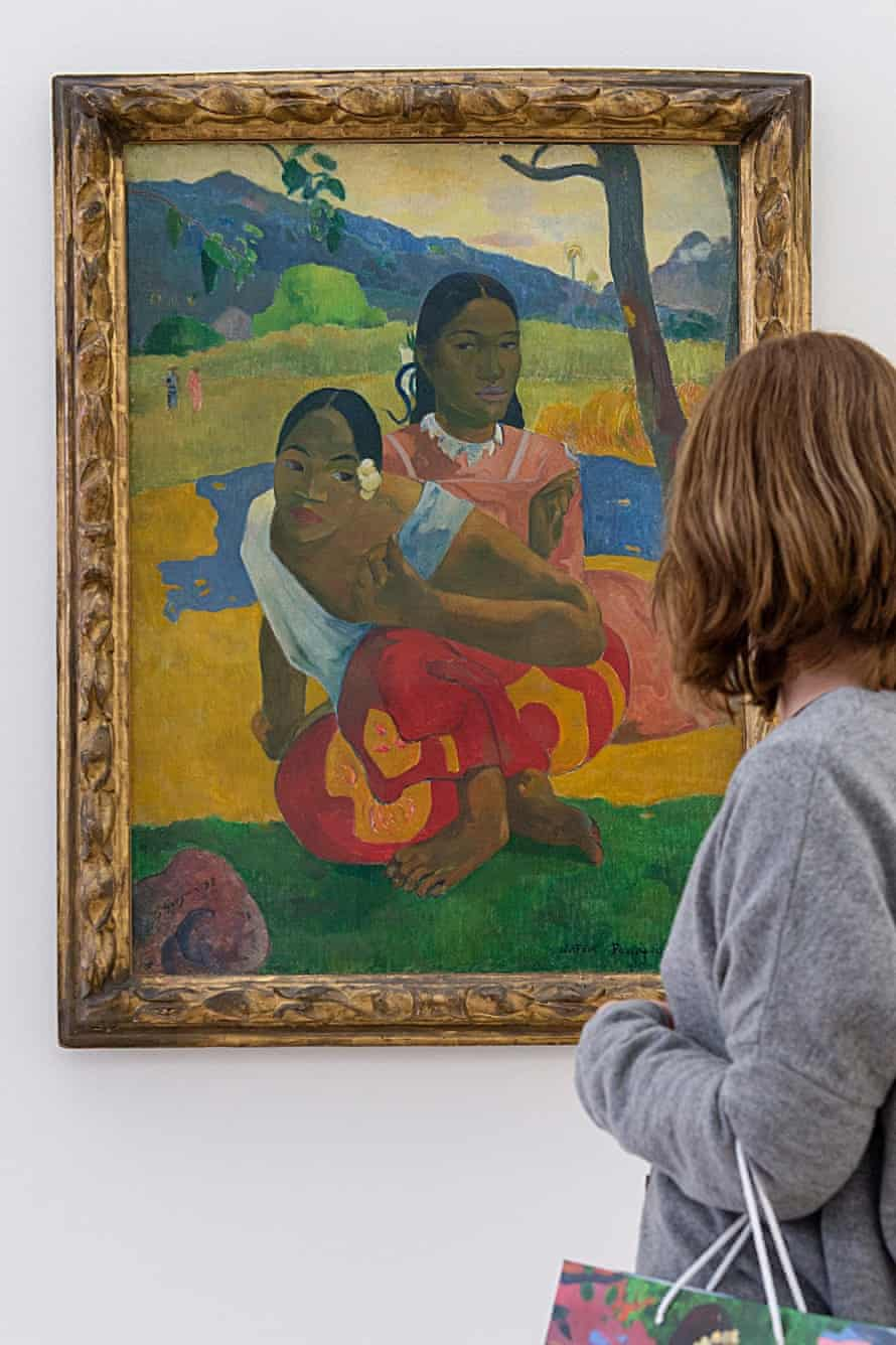 Gauguin's When Will You Marry? is on display at the Beyeler Foundation in Basel in February, before moving to the Reina Sofía museum in Madrid.