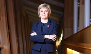 Scottish first minister Nicola Sturgeon says Scottish MPs must have equal status at Westminster.