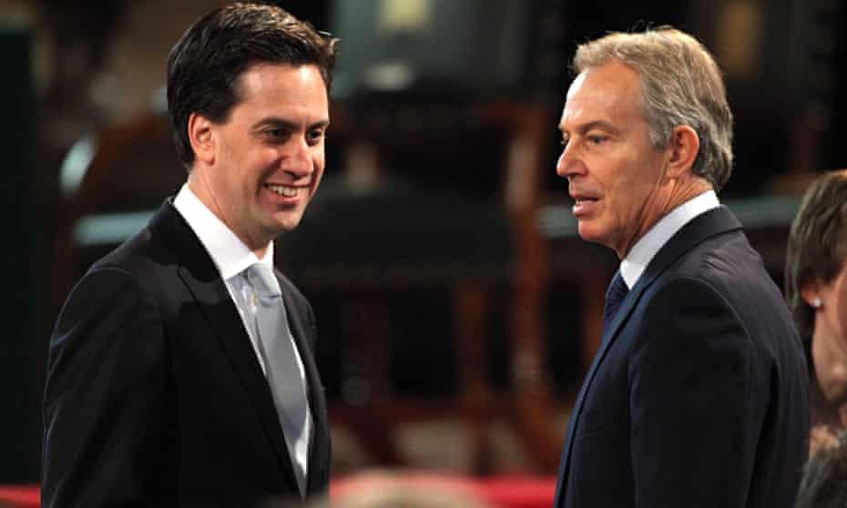 blair miliband election pledge