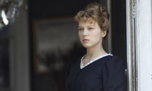 Léa Seydoux in Diary of a Chambermaid