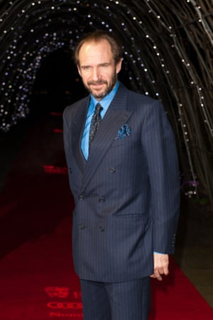 Ralph Fiennes nominated for Leading Actor in The Grand Budapest Hotel