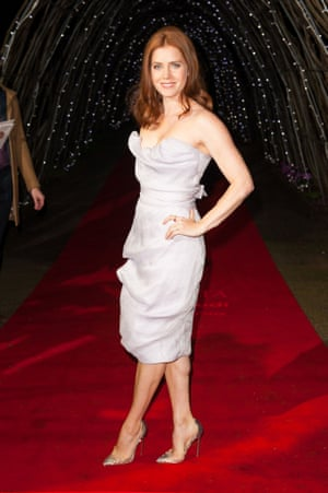 Amy Adams, nominated for Leading Actress for her performance in Big Eyes