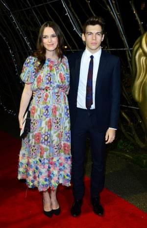 Keira Knightley nominated for best supporting actress for her role in The Imitation Game