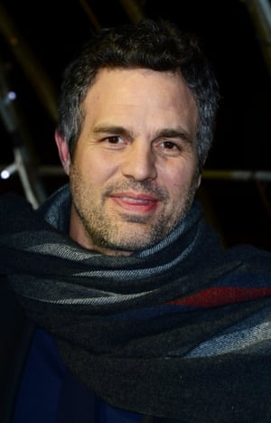 Mark Ruffalo nominated for Supporting Actor for his performance in Foxcatcher