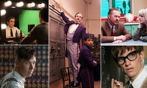 The Bafta best actor nominees. We're a theory about who might win …