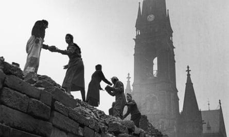 Rebuilding Dresden