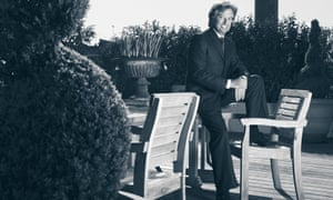 Richard Caring, owner of the the Ivy restaurant