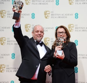 Mark Coulier and Frances Hannon, best makeup and hair, The Grand Budapest Hotel