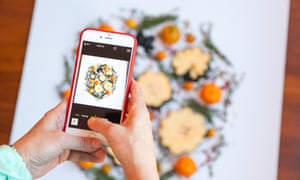Diners are increasingly focussed on sharing images of food on social media rather than enjoying the experience.