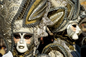 Carnival offers a chance for Venetians and visitors to unleash their imaginations