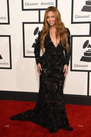 Beyonc at Grammys