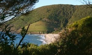 Blueys beach, NSW.