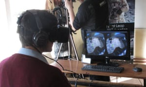 The Apollo 11 Experience has been shown to students in Ireland.
