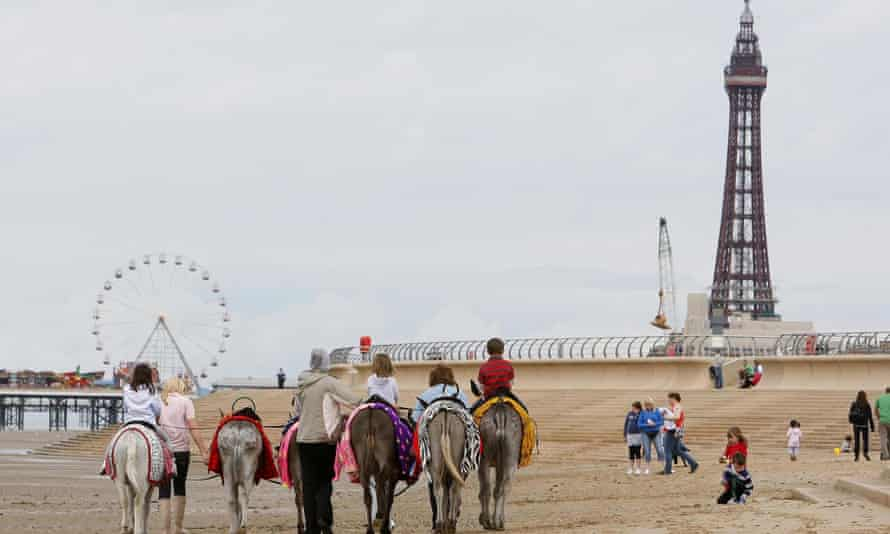 The scale of Blackpool's problems are greater than many other seaside towns suffering decline.