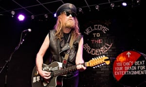 Julian Cope Performs At Brudenell Social Club In Leeds