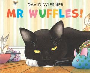 Mr. Wuffles by David Wiesner (Andersen Press)