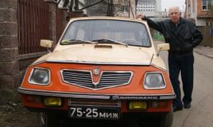 Belarus car