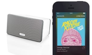 Deezer has partnered with Sonos for the launch of its Elite service.