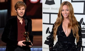 Composite of Beck and Beyonce