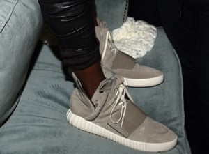 aac9f8ef55fa Kanye West s designs for Adidas revealed – three other rappers ...