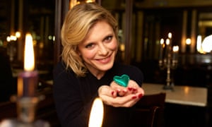 Gold complexion … Emilia Fox will join Harewood and other luminaries in the Climate Coalition's Shakespeare-themed Valentine's Day campaign.