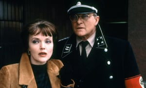 Miranda Richardson and Rutger Hauer in the 1994 adaptation of Robert Harris's alternative history novel Fatherland.