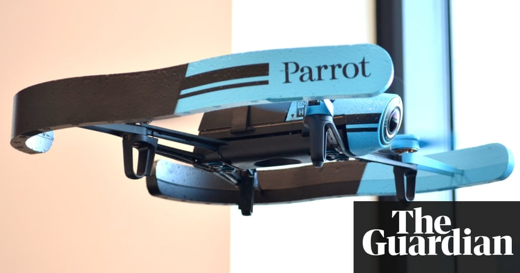 Parrot Bebop Drone Review Birds Eye Video Without A Sky High