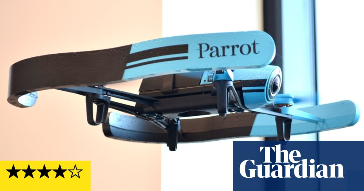 Parrot Bebop drone review: bird's eye video without a sky
