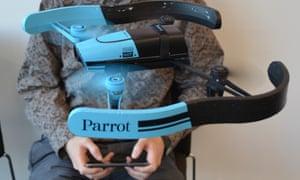Parrot Bebop review