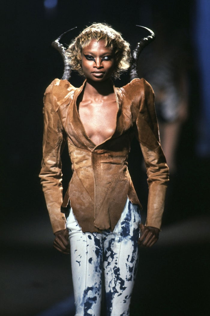 bd477fa2ab353 Alexander McQueen: into the light | Jess Cartner-Morley | Fashion | The  Guardian