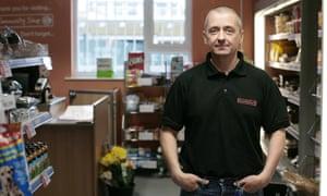 Mark Game, managing director of Community Shop.