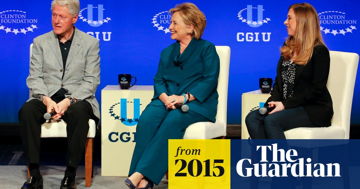 Clinton foundation received up to $81m from clients of controversial