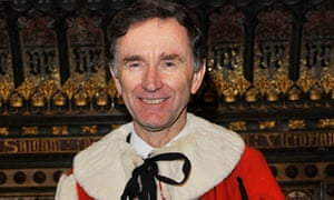 Lord Green, former HSBC chief