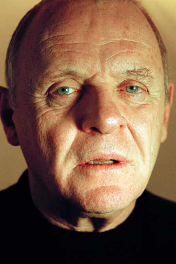 Anthony Hopkins, actor and centrireading exponent