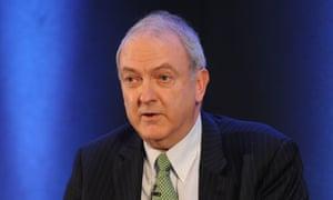 NHS England's medical director Bruce Keogh